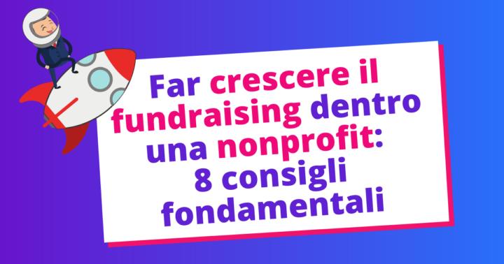 Far Crescere Il Fundraising