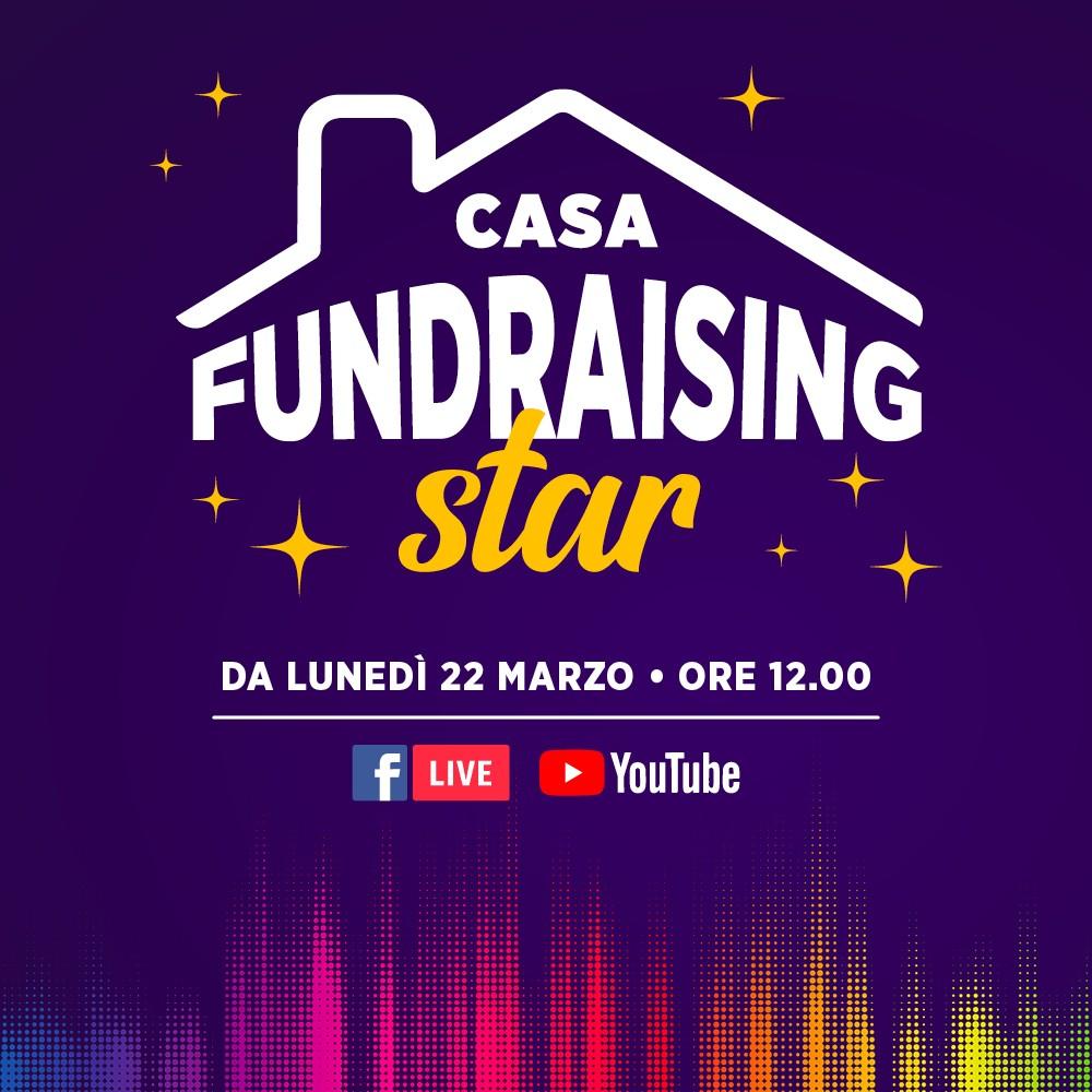Casa fundraising star