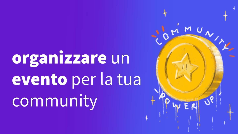 Coinvolgere Una Community