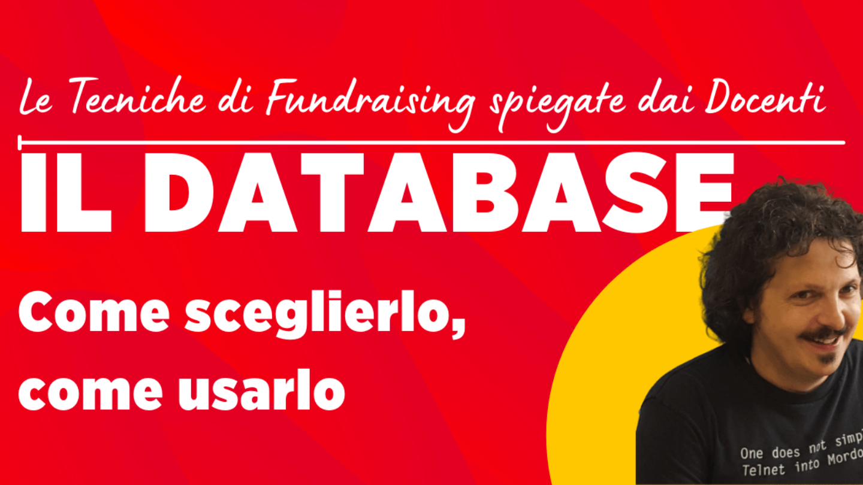 Database Per Fundraising
