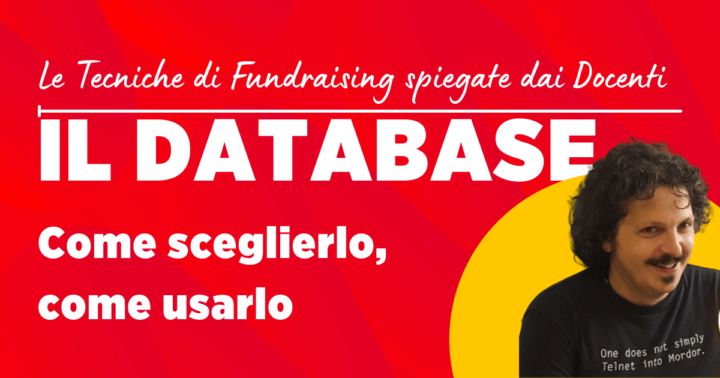 Database Per Fundraising