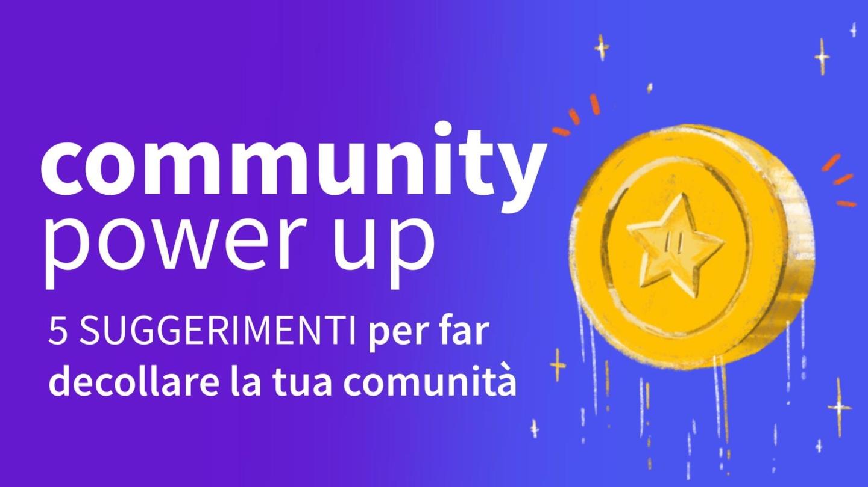 Far Decollare Una Community