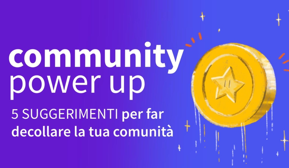Far Decollare Una Community