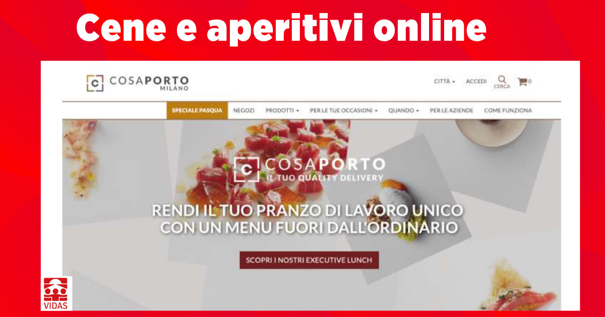 Aperiti E Cene Online