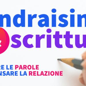 Fundraising E Scrittura