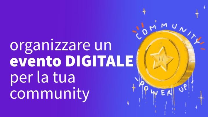 Organizzare Un Evento Digitale