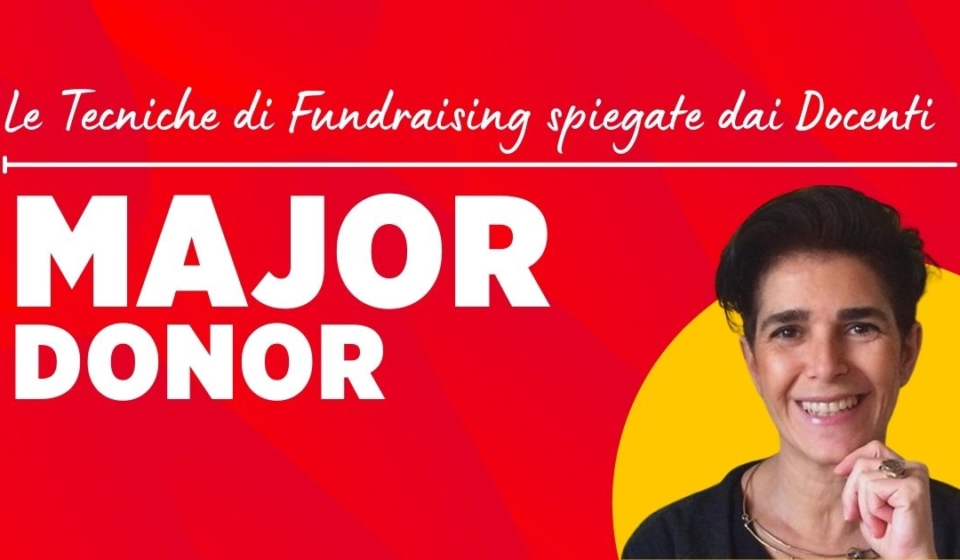 Major Donor Fundraising