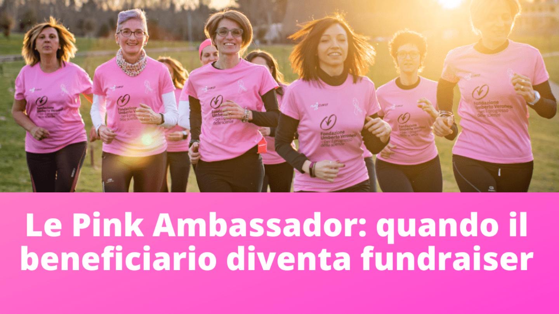 Pink Ambassador Fundraising