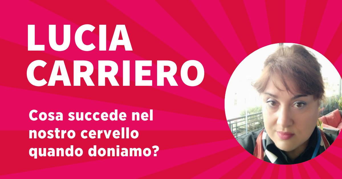 Lucia Carriero Nonprofitday