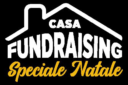 Logo Casa Fundraising Natale